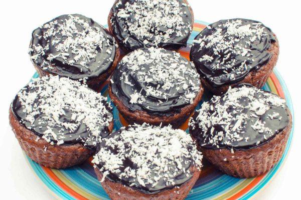 cupcakes saludables