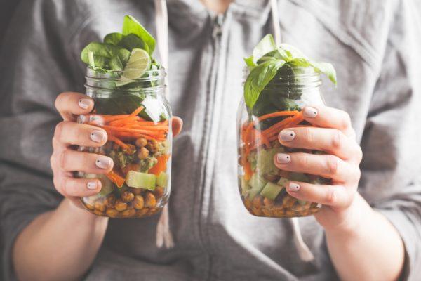 comida rapida saludable